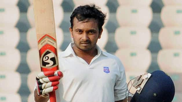 Irani Trophy 2013-14 Live Cricket Score, Karnataka vs Rest of India, Day 3: Aparajith, Jadhav steady ROI innings