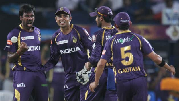 KKR are going great guns promoting the team © PTI