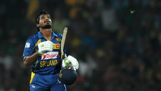 Kusal Perera dominated proceedings to score a brilliant 106 © AFP (File Photo)