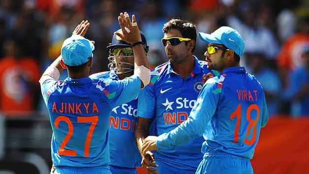 The Indian team © Getty Images