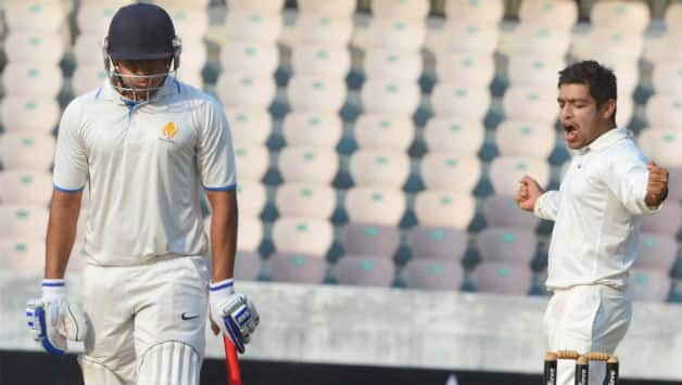 Chirag Khurana claimed two wickets for 110 runs © PTI