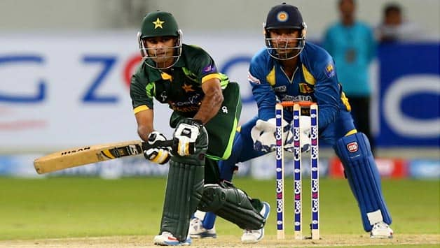 Mohammad Hafeez © AFP (File photo)