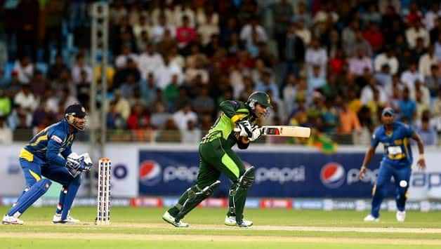 Pakistan will be eyeing victory in the first match against Sri Lanka © AFP