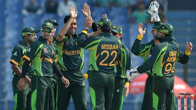 Pakistan lost their first match by 12 runs © AFP