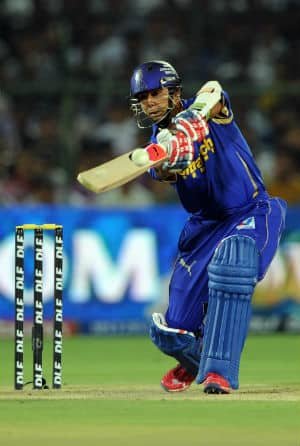 Stuart Binny was retained by Rajasthan Royals for IPL 2014 © AFP