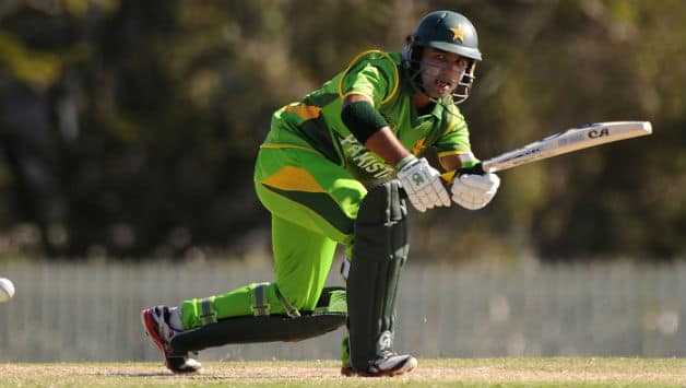 Sami Aslam was dismissed for 18 during Pakistan's run-chase of 205 against England in the ICC Under-19 World Cup 2014 © Getty Images (File Photo)