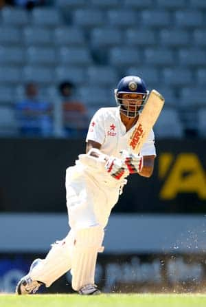 Shikhar Dhawan was India's leading run-scorer in the two-match test series against New Zealand © Getty Images