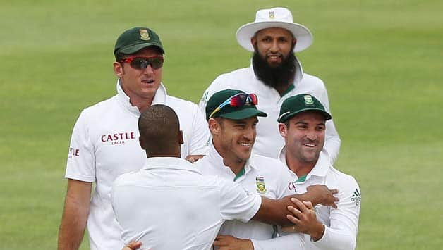 South African pacers dominated the early parts of the Australian innings © Getty Images