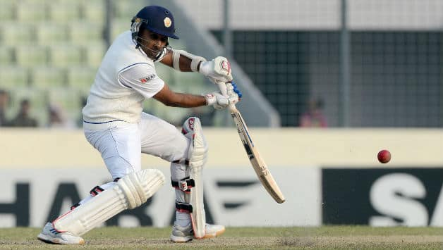 Mahela Jayawardene will be looking to carry on his excellent form © AFP