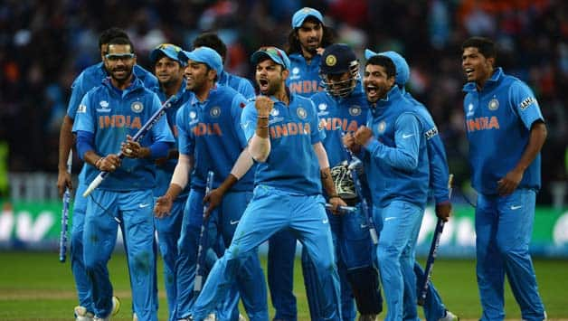 The Indian team will look to make their mark in Asia Cup 2014 © Getty Images