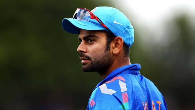 The Asia Cup will be Virat Kohli's first big assignment as India captain © Getty Images