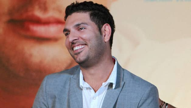 Yuvraj Singh is the most expensive player of the IPL all time © PTI