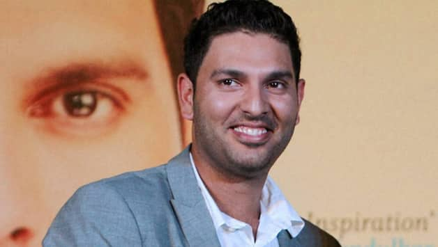 Yuvraj Singh is now the most expensive IPL player at Rs 14 crore © PTI