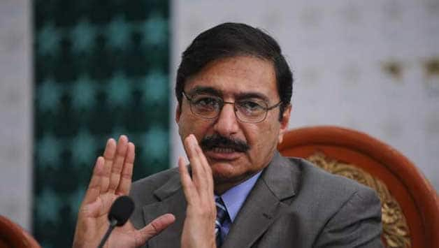 Zaka Ashraf said he has always tried to have co-ordinal relationship with India  © Getty Images