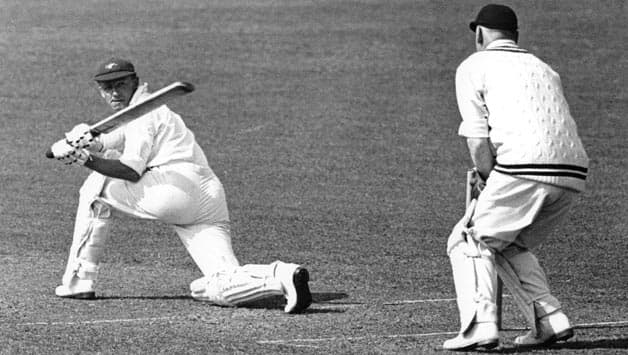 Don Bradman © Getty Images