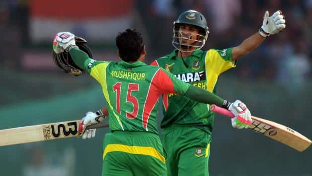 Bangladesh will be looking for a win against Afghanistan © AFP