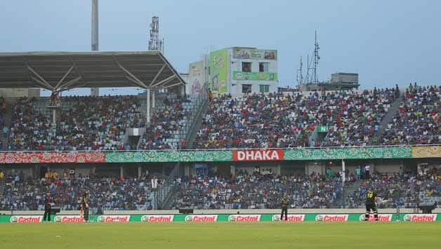 A-general-view-during-the-ICC-World-Twenty20-Bangladesh-2014-match-between-Australia-and-Pakistan-at-Sher-e-Ba