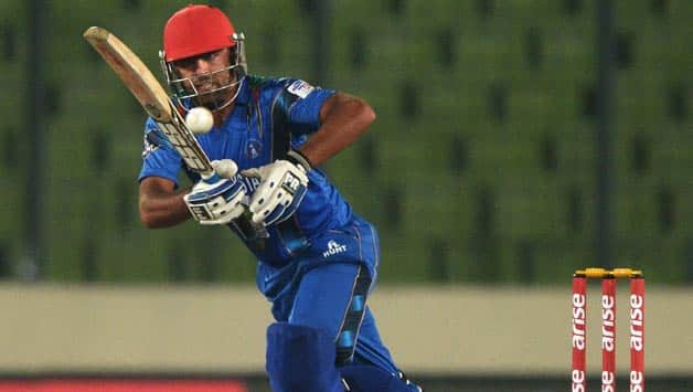 Afghanistan will aim to bounce back after their big defeat in the previous match © AFP