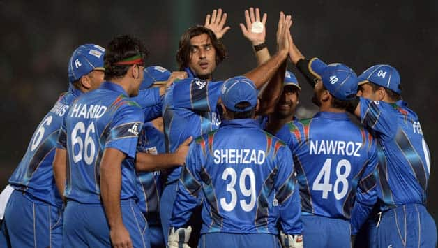Afghanistan team are confident after their victory in Asia Cup © AFP (File Photo)