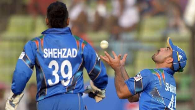 Afghanistan will look to make amends after their crushing defeat in the first match © AFP