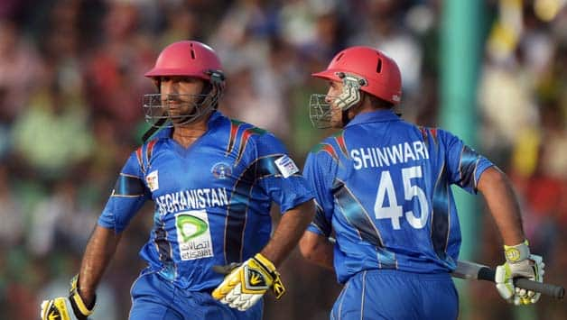 Afghanistan will be a confident side after their win over Bangladesh © AFP