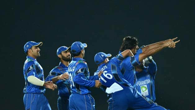 Afghanistan won their first match in Asia Cup against Bangladesh © AFP