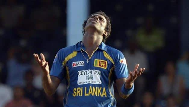 Angelo Mathews (above) could have had Misbah-ul-Haq © AFP (File photo)