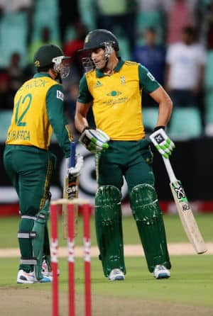 South Africa will be under pressure to level the series © Getty Images