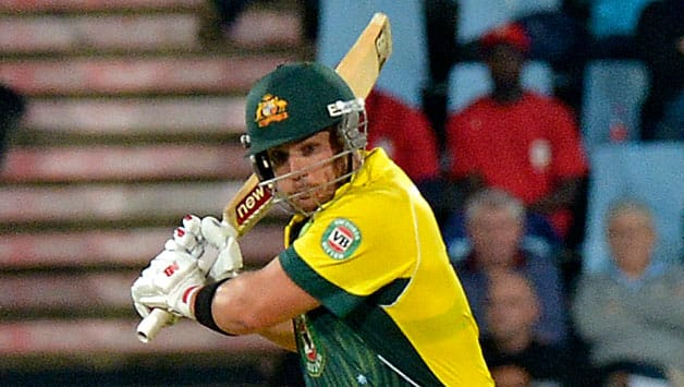 Aaron Finch scored 39 off 27 deliveries © AFP