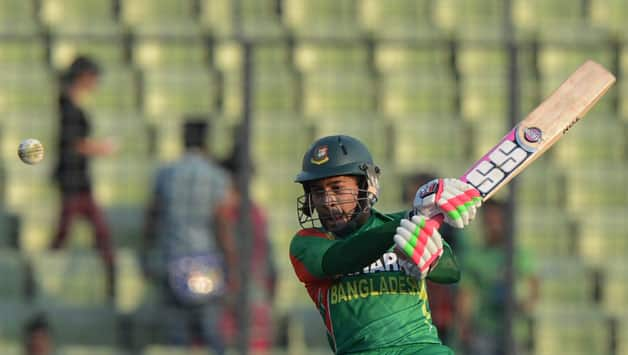 Mushfiqur Rahim hit a fifty in Bangladesh's victory over Ireland © AFP (File Photo)