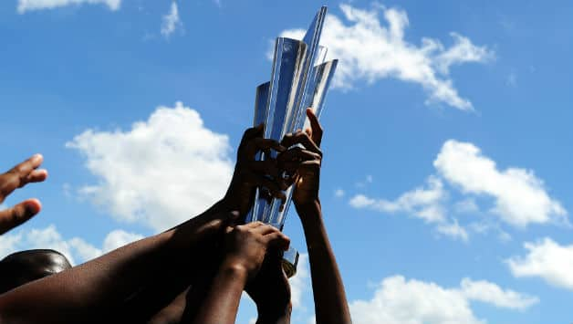 A total of 16 teams will be vying for the ICC World T20 Trophy © AFP