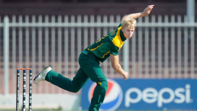 ICC Under-19 World Cup 2014: Corbin Bosch pays tribute to father with performance in final
