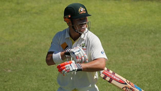 David Warner tremendous knock came to an end against JP Duminy © Getty Images (File photo)