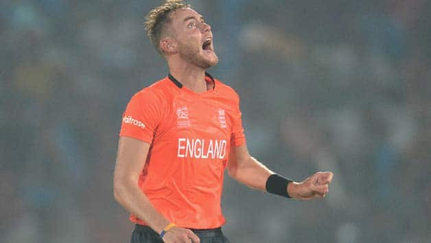 Stuart Broad-led England are out of contention in this T20 World Cup © Getty Images