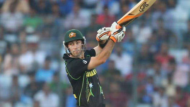 Glenn Maxwell scored 74 in 33 balls © Getty Images
