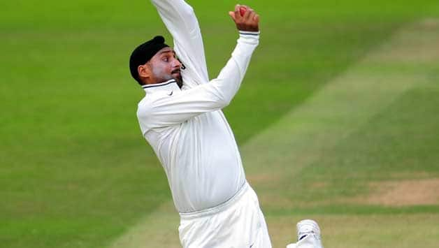 Harbhajan-Singh-bowls-during-day-two