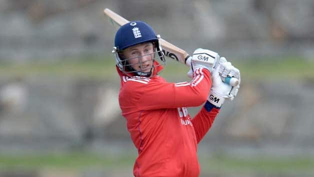 Joe Root essayed a fine century for England against the West Indies © Getty Images (File Photo)