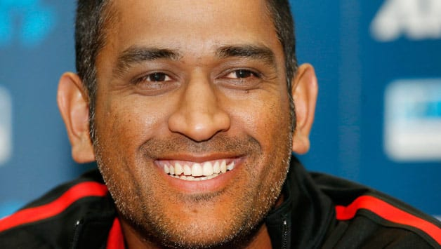 MS Dhoni says hs name has been unnecessarily dragged in the IPL match-fixing saga © AFP