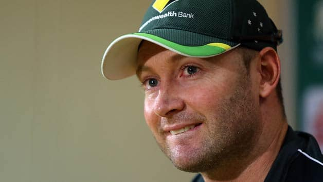 Michael Clarke © Getty Images