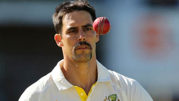 Mitchell-Johnson-of-Australia-prepares-to-bowl-during-day-three-of-the-Seco