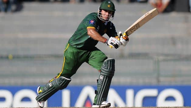 Nasir Jamshed has found runs hard to come by in recent times © Getty Images