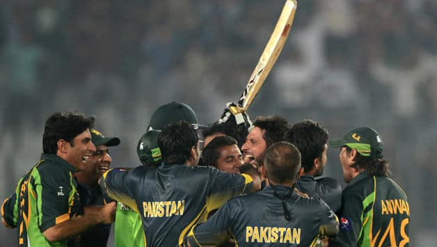 Pakistan will cherish this win for a long time as they won against the tide of losing to India in big tournaments © AFP