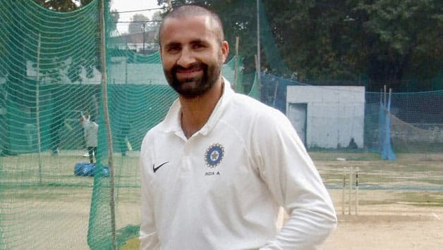 Parvez Rasool's three wickets in a spell led to South Zone's downfall © PTI (File Photo)
