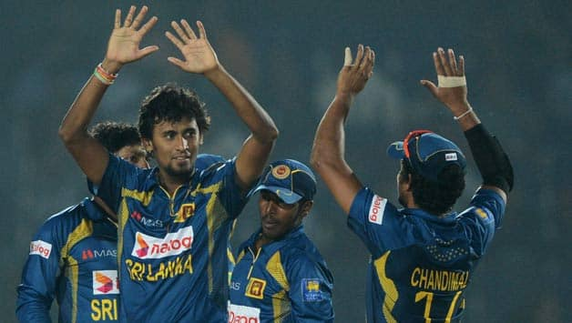 Sri Lanka have been in good form in recent times © AFP