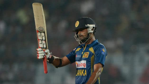 Lahiru Thirimanne scored his second ton in the Asia Cup © AFP