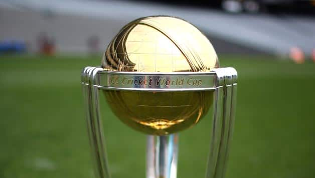 ICC World Cup Trophy © Getty Images