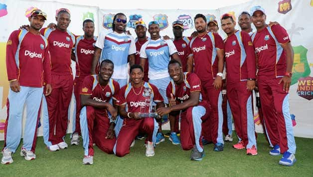 The-West-Indies-celebrate-after-winning-the-T20-International-series-between-the-West-Indies-and-England-at