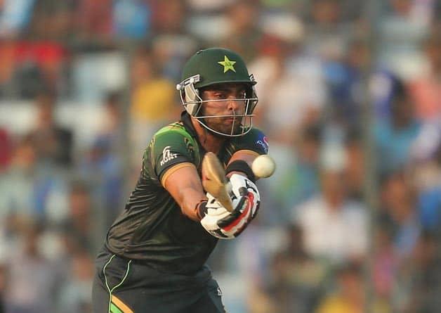 ICC World T20 2014: Australia vs Pakistan stats highlights