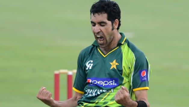 Umar Gul's searing yorkers are difficult to cope with for any batsmen in world cricket © Getty Images