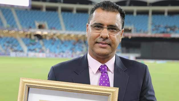 Waqar-Younis-former-Pakistani-cricketer-was-inducted-into-the-ICC-Cricket-Hall-of-Fame-before-t